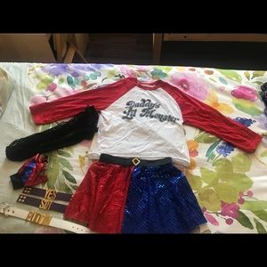 Other - Harley Quinn Costume